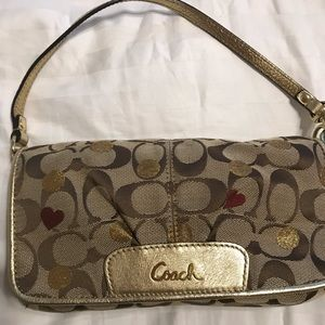 Excellent condition small coach bag